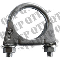 Exhaust Clamp all 100 series
