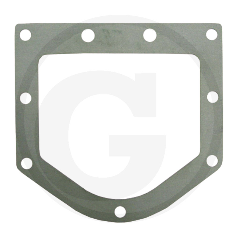 Gasket ,cover, crankshaft rear