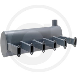 EXHAUST SILENCER, 8006, 9006, 10006 OEM 154042244