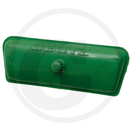 Cover,Fuse Box Cover Deutz Green 49036