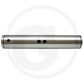 Central axle pin