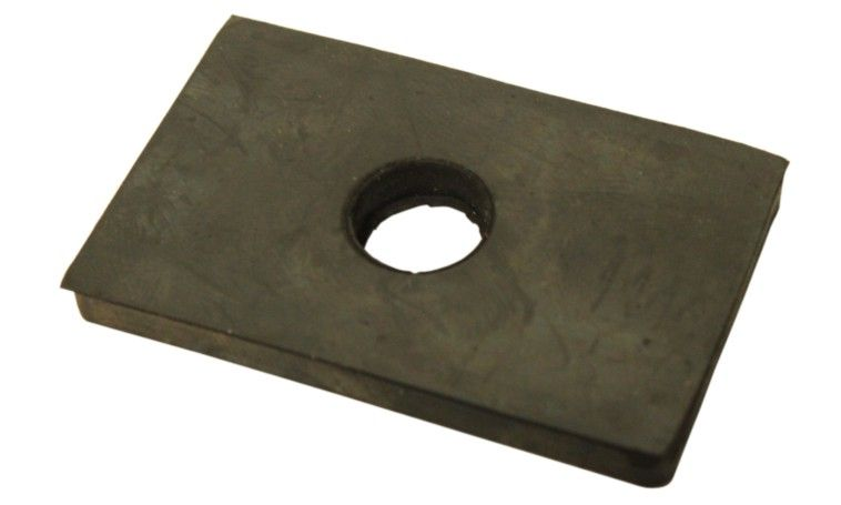 Mounting blocks for radiator Rubber