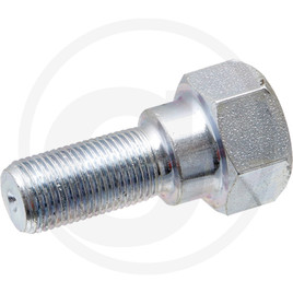 Front Axle Pin Retaining Screw