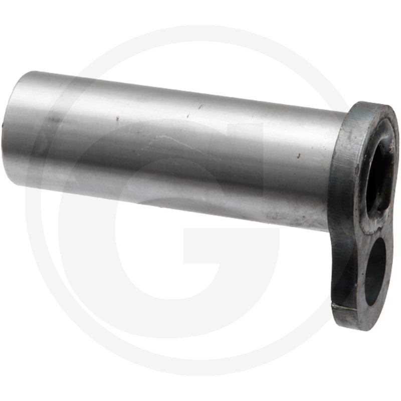 Central axle pin Bent axle