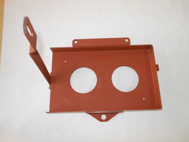 Battery Carrier  Bottom Plate