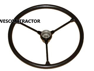 Steering wheel,3 spoke,  eg Deutz F2L514 and F2L612
