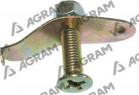 Brake Locking Retainer Screw