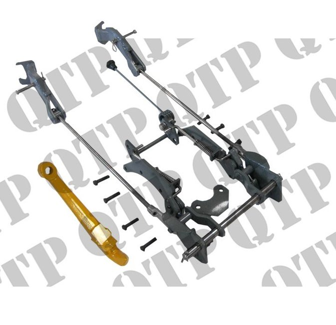 Pick Up Hitch Conversion Kit Complete
