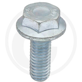 Flanged Bolt 6mm X 16