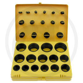 Rubber Rings, Assorted, Metric