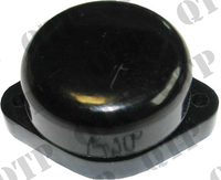 Horn Button Black