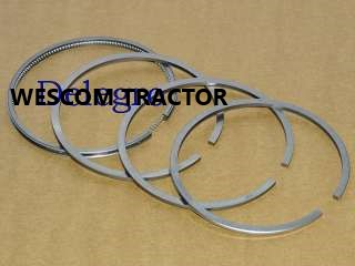 Set of piston rings Deutz FL812
