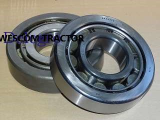 Set of roller bearings - main bearing for crankshaft Deutz F1L51