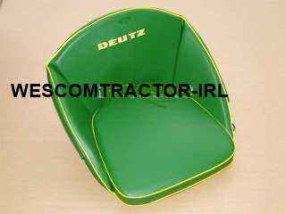 Seat cushion Deutz FL514 series
