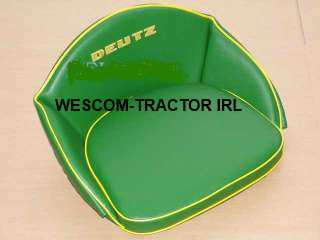 Seat cushion Deutz to driver's seat Low eg. D Series 05 Series
