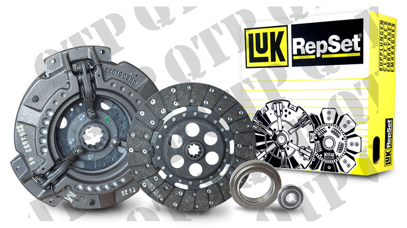 "CLUTCH KIT LUC  11""   2692G"