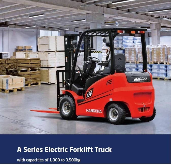 Forklift Viking  4 wheel Electric 1.8Ton IN STOCK