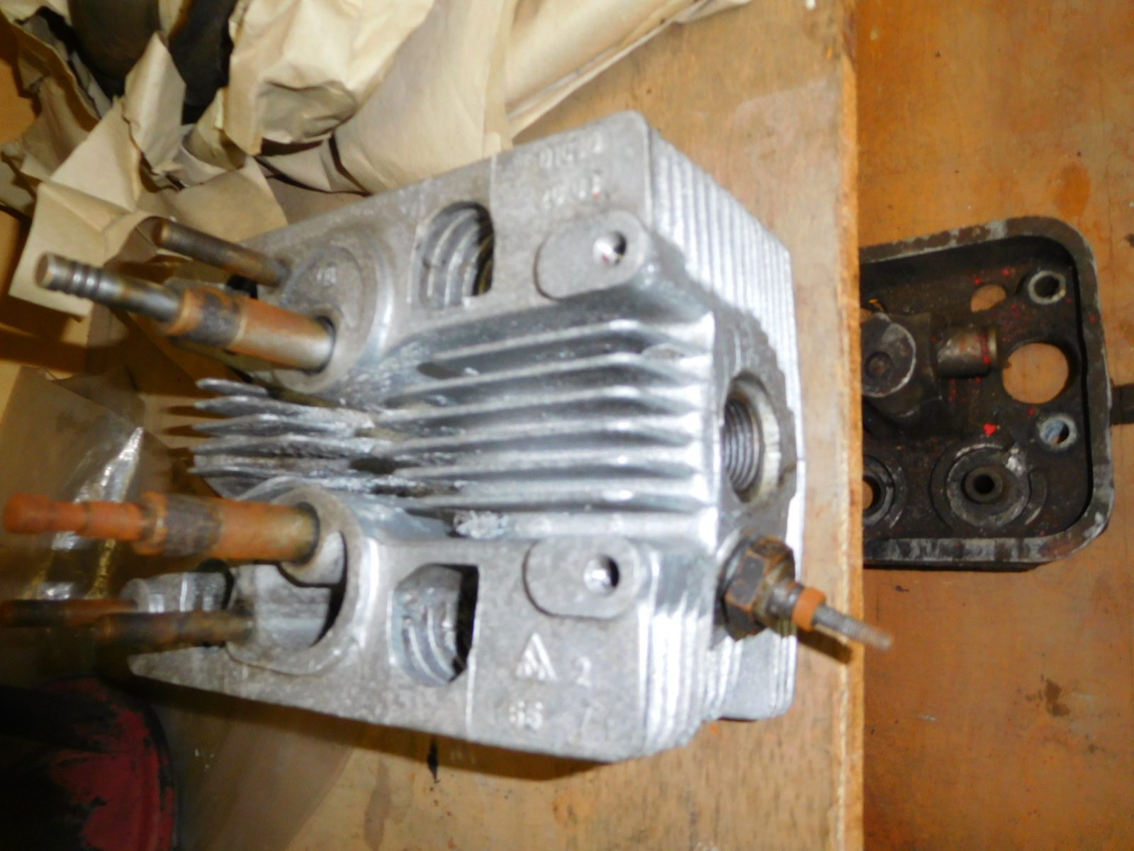 Cylinder Heads Used