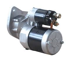 Starter motors for the below