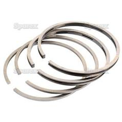 Piston Ring Set Ring Set, TVO Petrol Engine