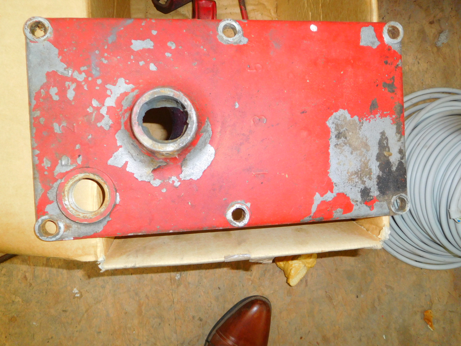 Gearbox Top Cover 05 211 05 04