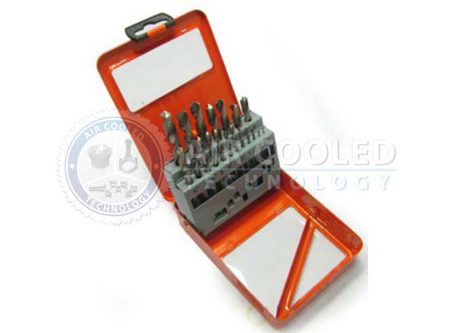 Drill Bit Assorted Box (19 pcs)