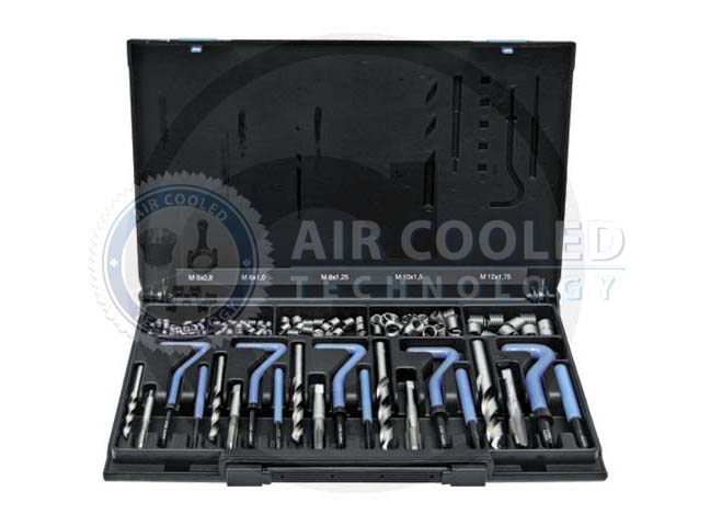 Thread Insert Tool SET, Helicoil System, Tool Kit