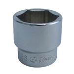 "Socket, 36 mm, 1/2"" , HD, Axle Nut, Gland Nut"