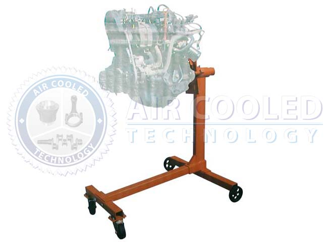 Engine stand, heavy duty quality