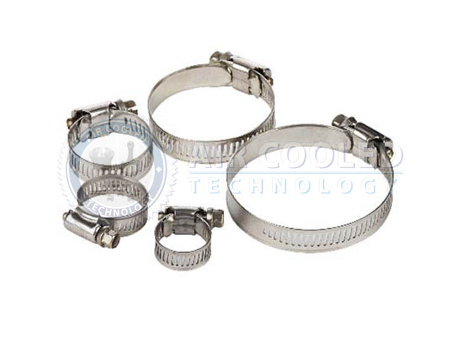 Hose Clamp Kit (50pcs)