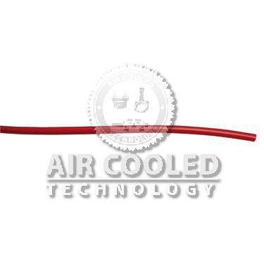 Conduit Insulating Cable Cover RED- tube. Ø 6 mm  003152599