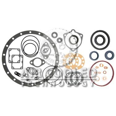 Gasket set engine block,  01011