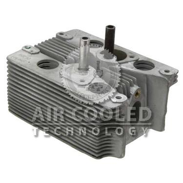 Cylinder head on exchange basis 109mm 010302001