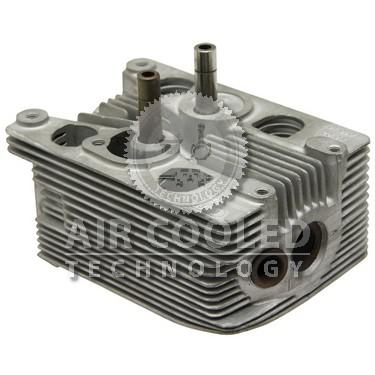 Cylinder head on exchange basis 113mm  010302003