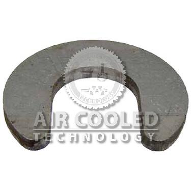 Pressure disc stub axle Junior  012425201