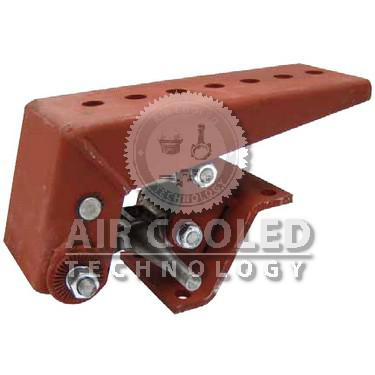 Seat bracket without rotating spring   013001500
