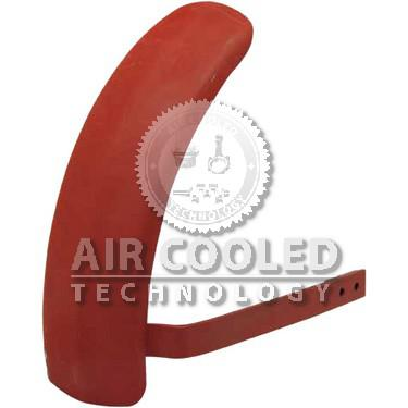 Mudguard, Front Left, Junior  013002001