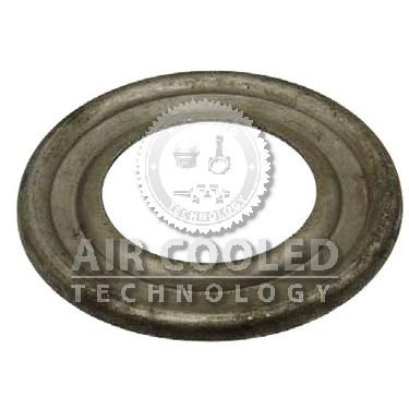 Cover disc in Stub axle house  032425600