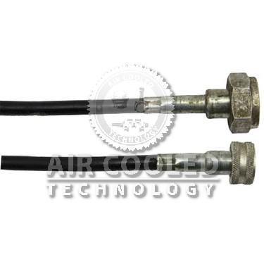 Tractormeter cable 1100mm 043158802
