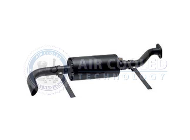 Exhaust  , w/bracket to engine bloc, OEM FiL 514   42055