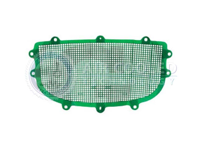 Air Grille, Green, Deutz,  49012