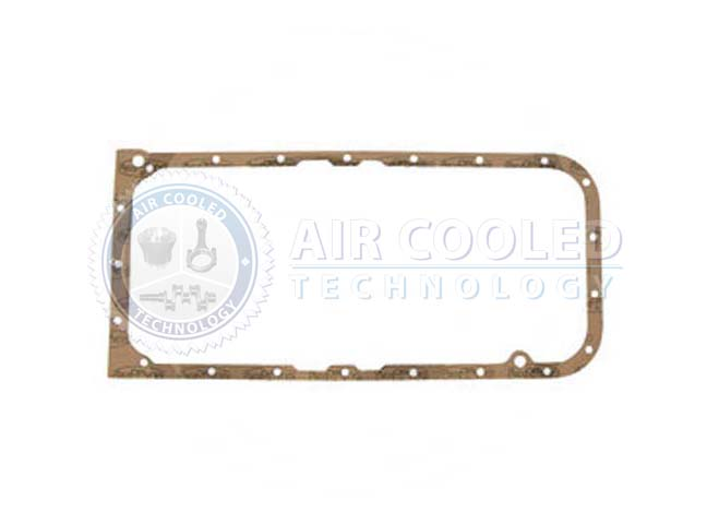 Gasket, oil pan, Deutz, F4L, D500, D600, series , 49050