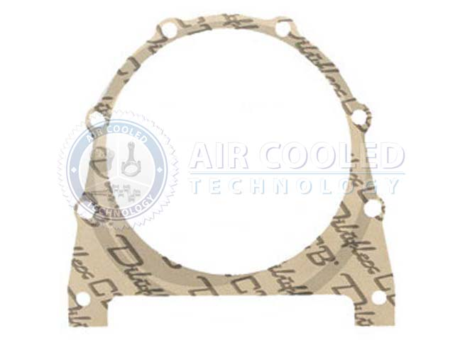 GaSKET, Crankshaft  rear, Flange, F3L , 49055