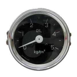 gauge, Oil Pressure, Black  302142024