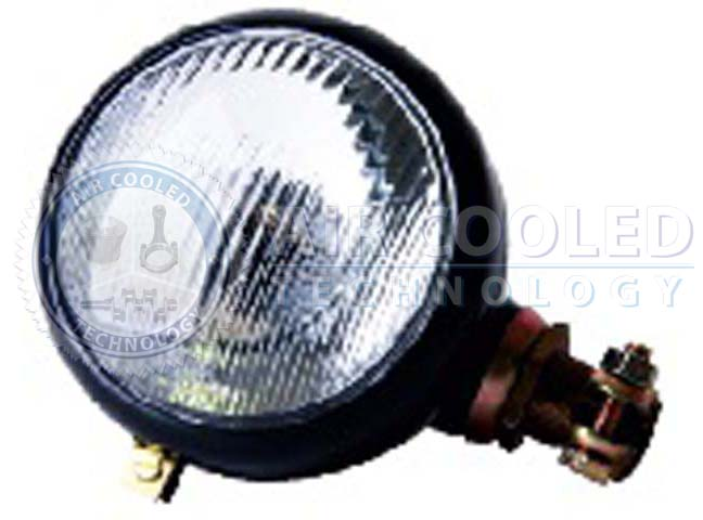 headlamp,130mm, LHS, side mounting