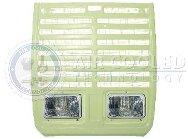Grille, Front,
