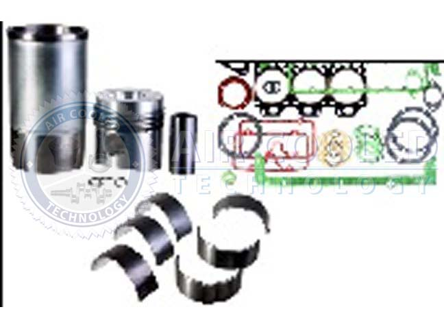 Piston & Cylinder , Gaskets & bearings 3 Cyl