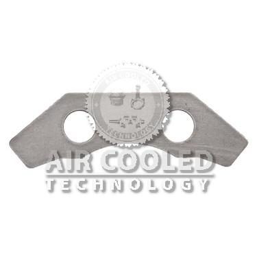 Safety tab guard flywheel