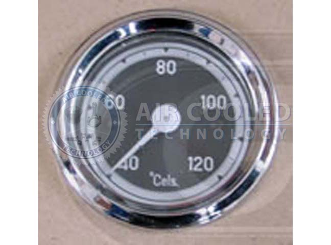 Remote thermometer mechanical