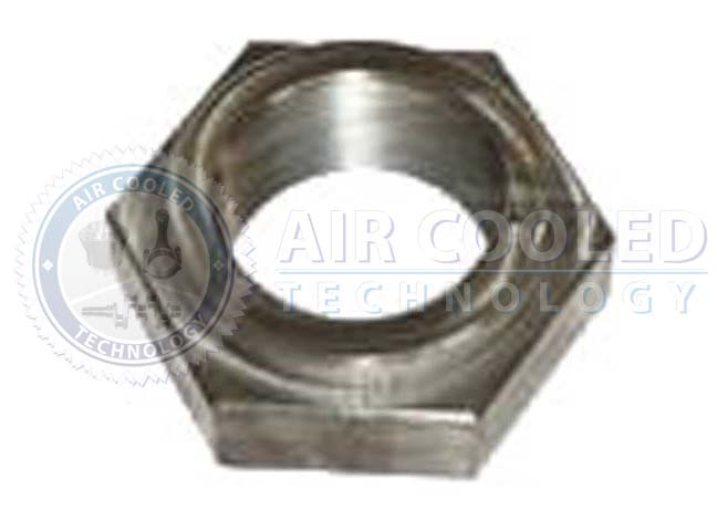 Rear axle hex nut right 180 30 hp
